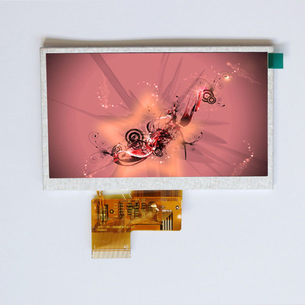 BOE 5 Inch TFT LCD Display Module For Mobile Handheld Devices High Resolution