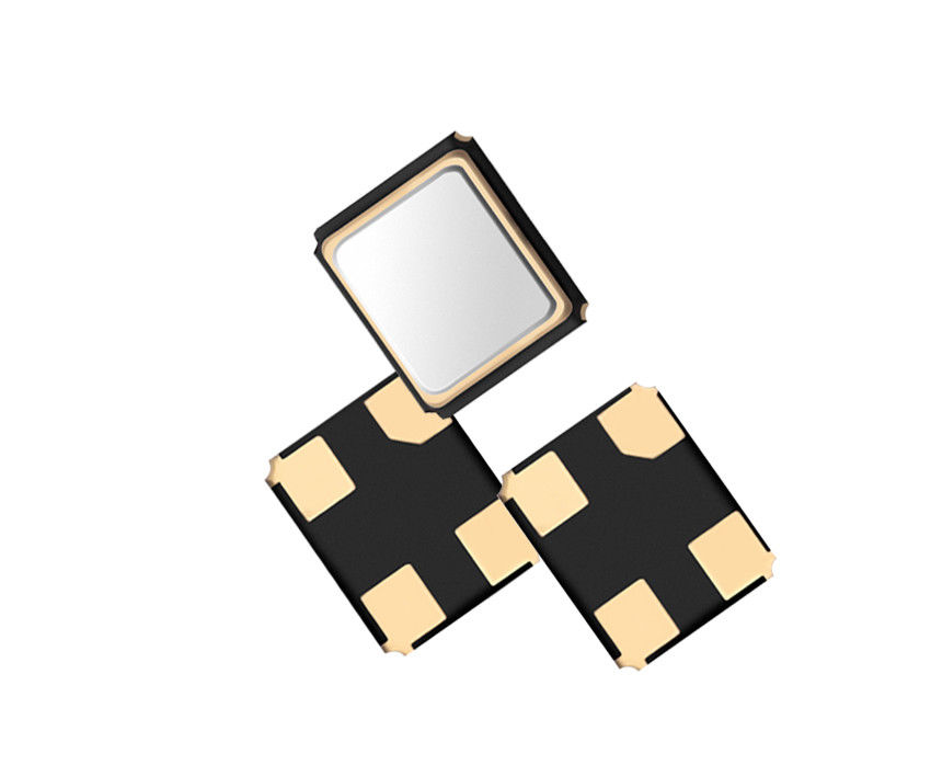 Durable SMD 3225 27.12 MHZ Oscillator , Most Stable Vhf Oscillator FAE Support